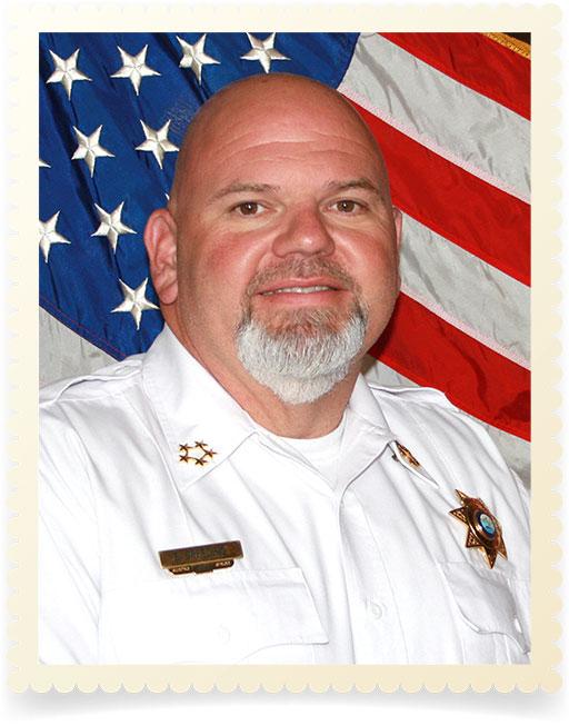 Billy Breeding - Sheriff